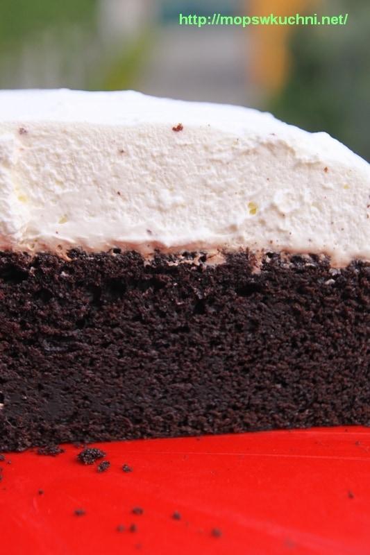 Mops W Kuchni Blog Archive Ciasto Czekoladowe Z Guinnessem Mops